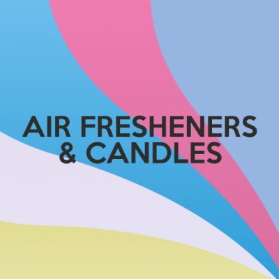 Air Fresheners & Candles